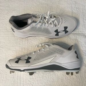 Under Armour Ignite Baseball Cleats 1278718-100